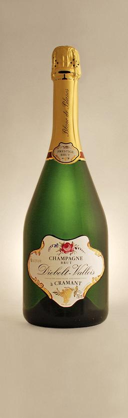 vallois 2003 de champagne vintage