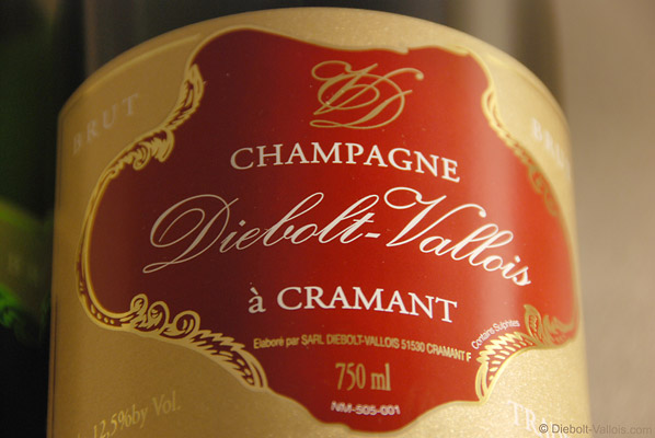 Champagne Diebolt-Vallois Tradition
